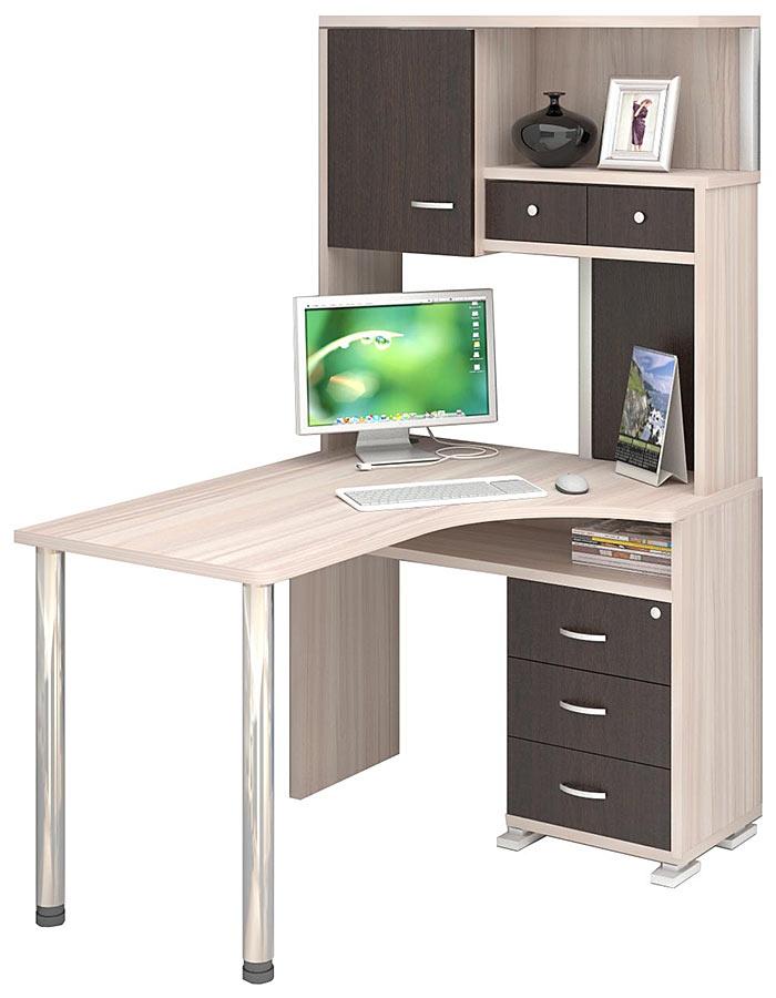 """Купить компьютерный стол """"ср-130""""венге карамель+в екатеринбу."""